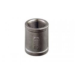 3 / 8``Stainless Steel-kierteitetty putkikytkentä
