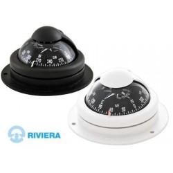 Riviera Comet BC1 Musta kompassi