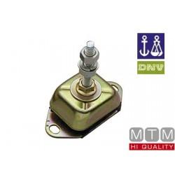 Iskunvaimentimen ja merimoottorin kiinnikkeet S M12 50KG