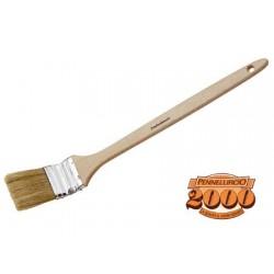 Harja pitkällä puisella kahvalla 60 mm
