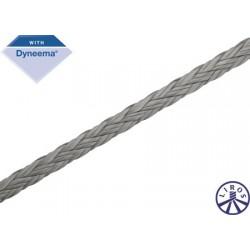 Dyneema Liros Pro carbon 1.5 mm 100 m