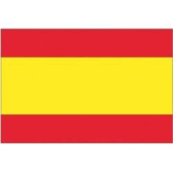 lippu espanja 30x45 cm